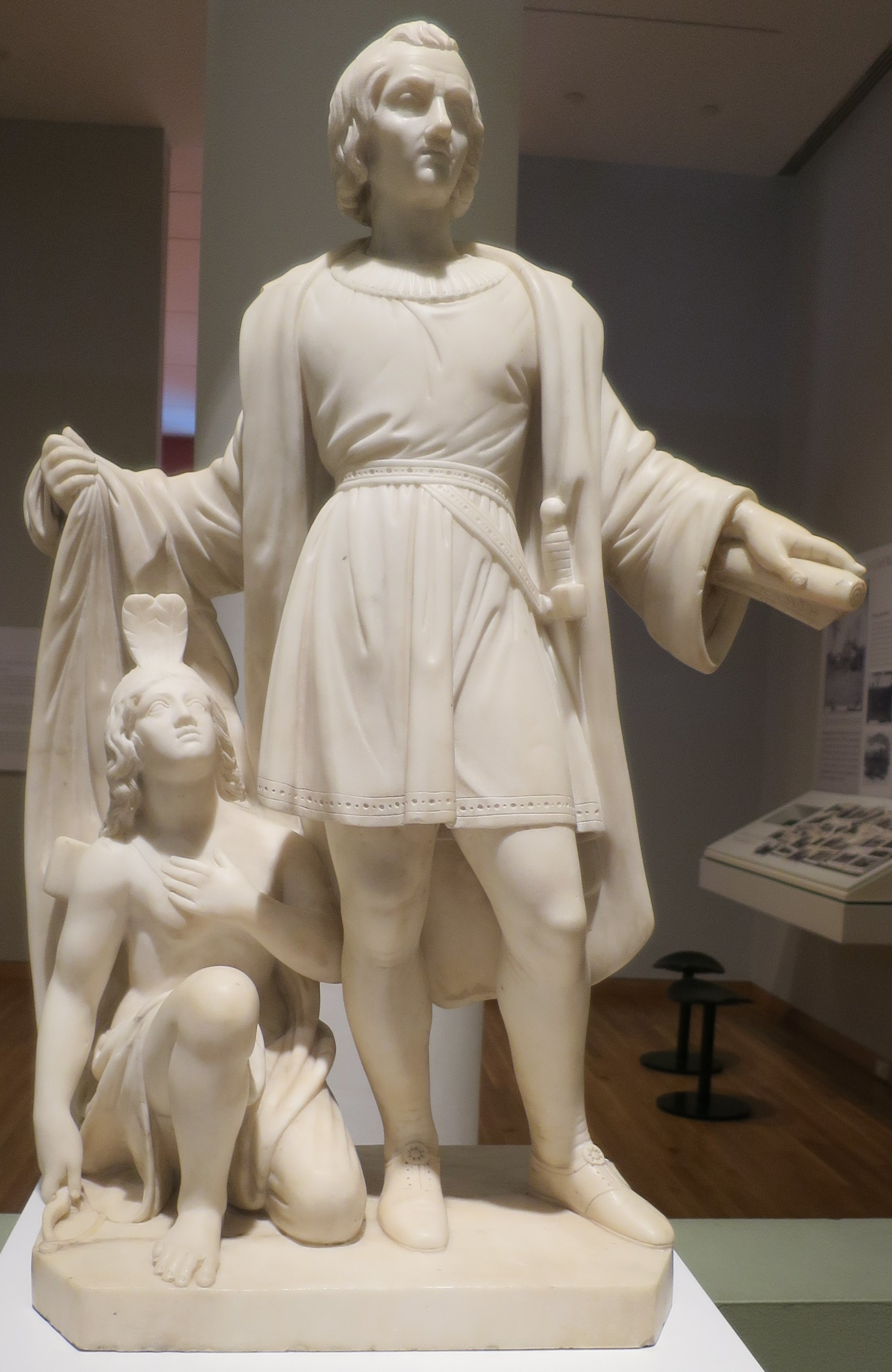 'Columbus'_by_Edmonia_Lewis,_marble,_c._1865-7,_High_Museum_of_Art (1).JPG