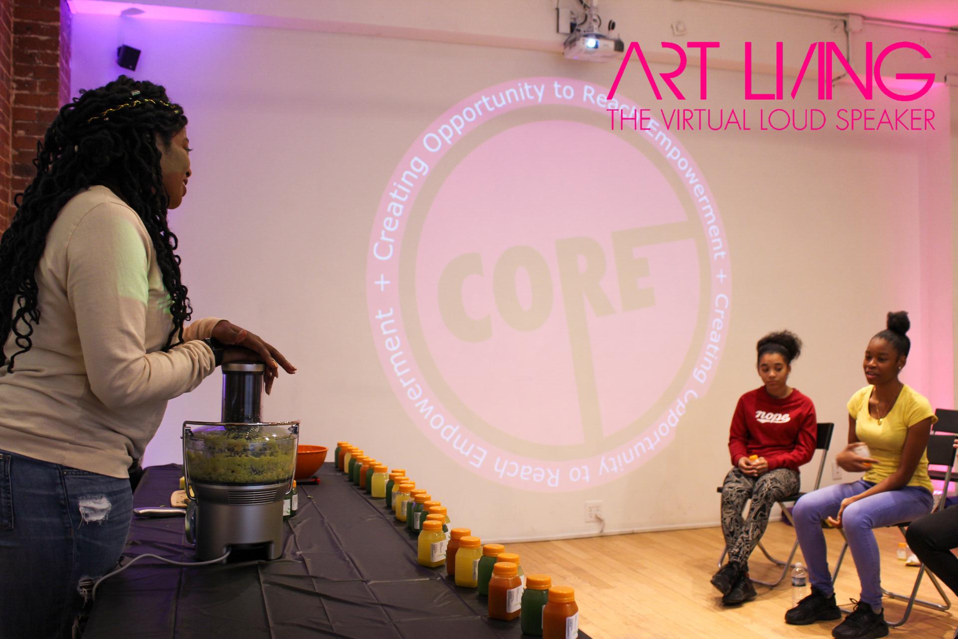 Jerri Evans Presenting 2 w_ Logo CORE Mag.jpg
