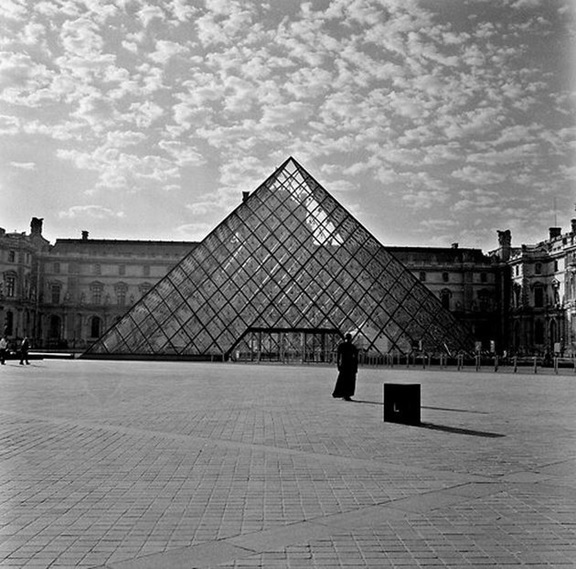 "The Louvre (from ""The Museum Series""), 2006–present"
