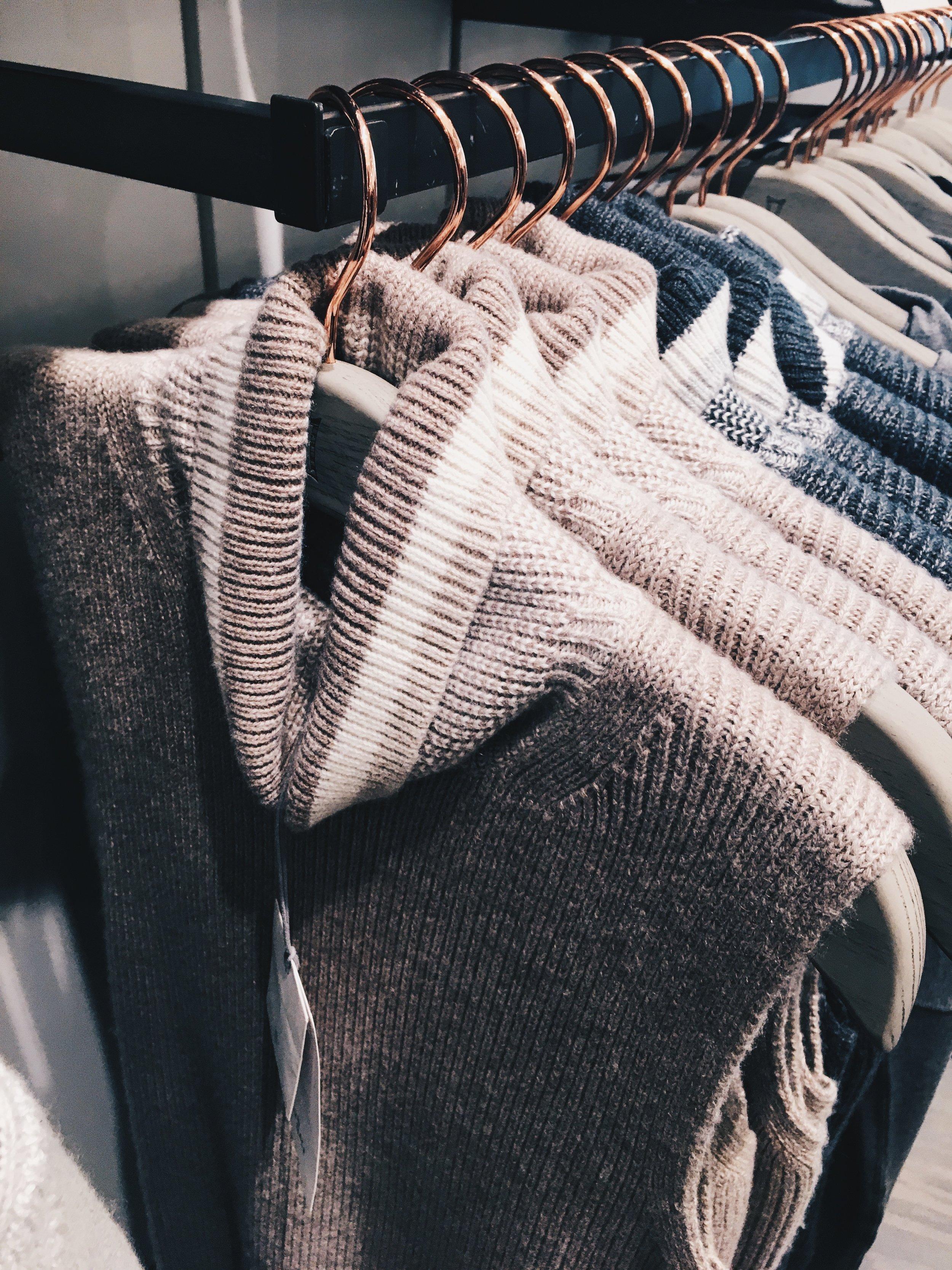 Rose Gold Hangers