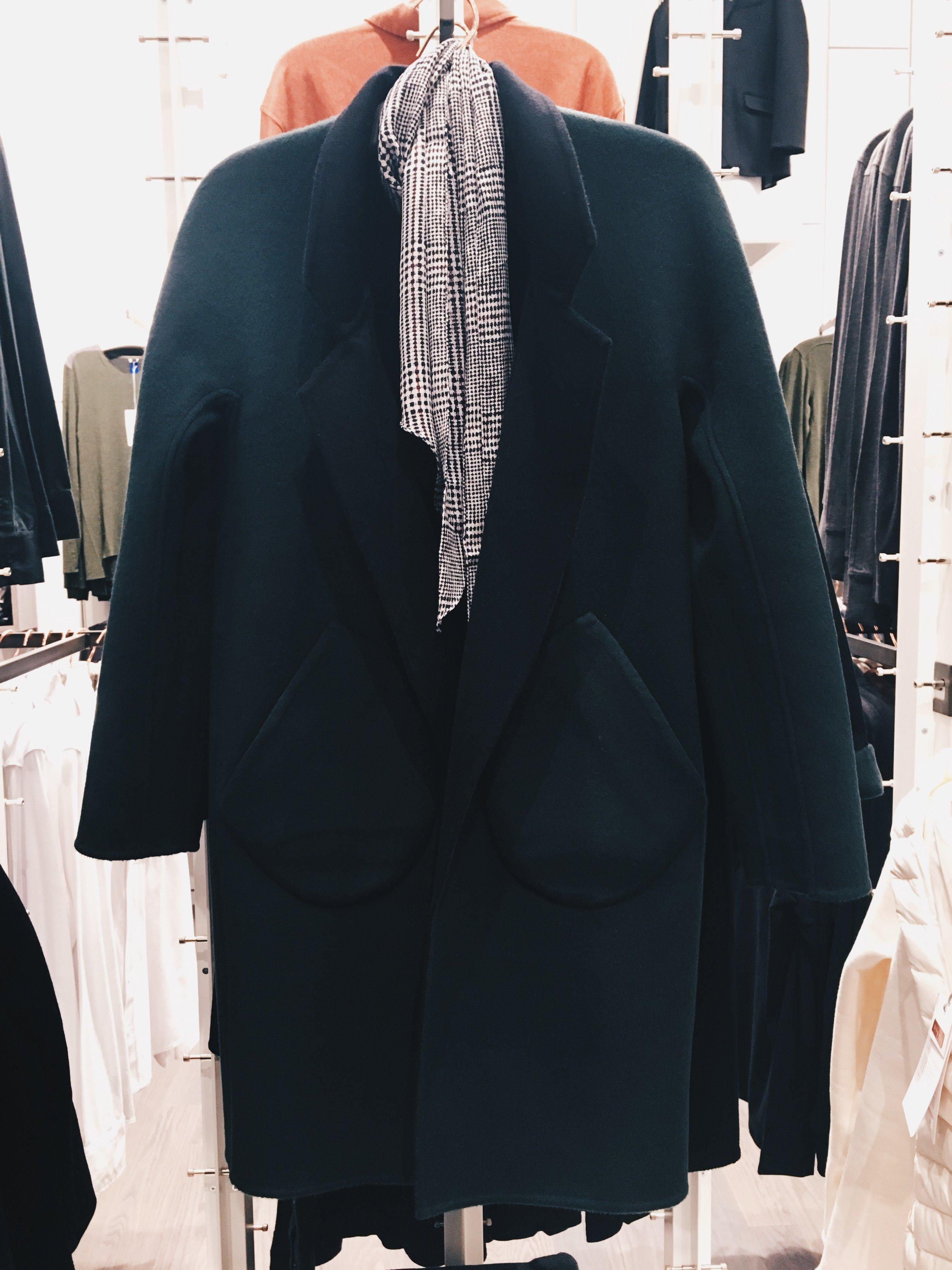 Turn Around Reversable Jacket, $398