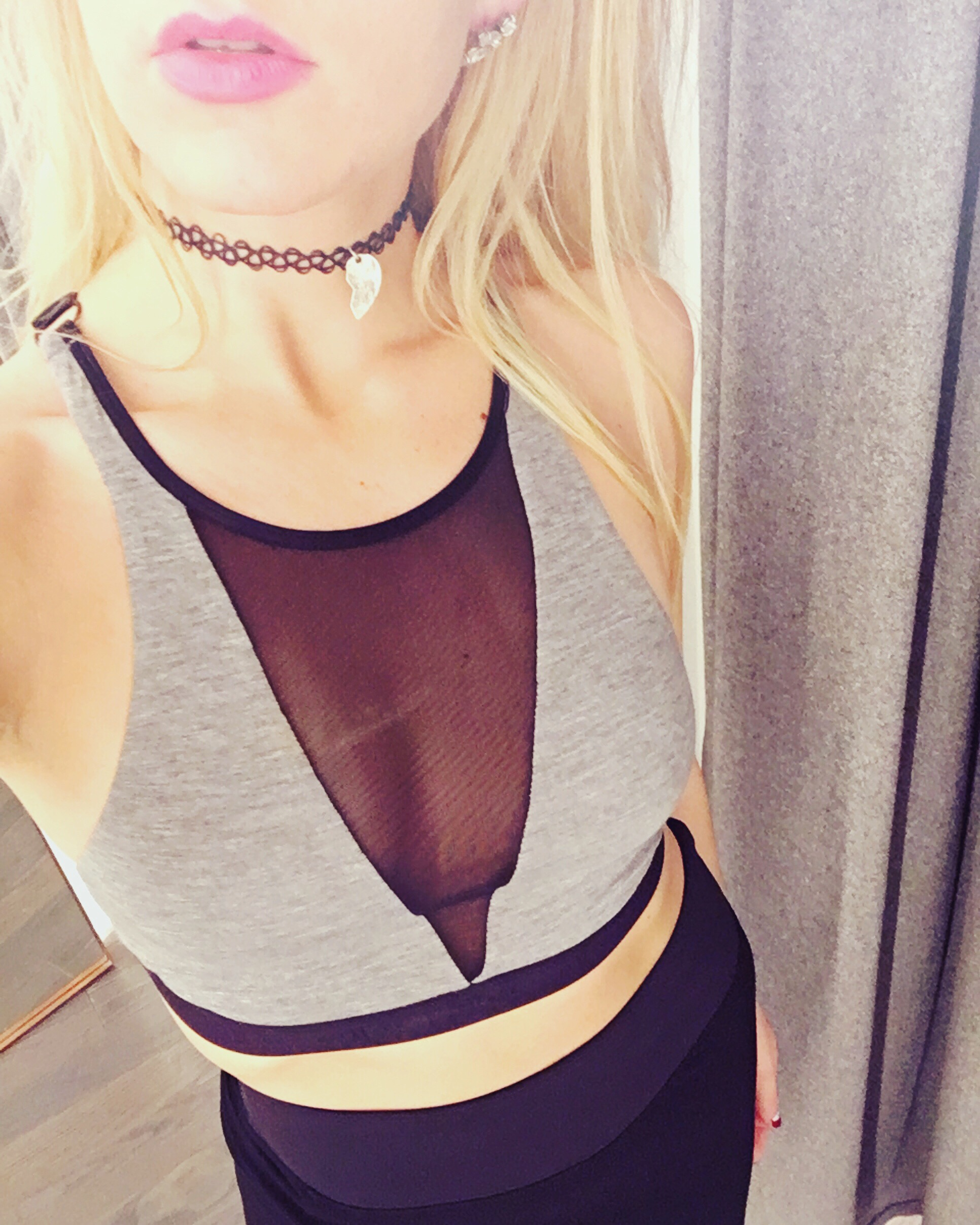 By Your Side Vent Bra, $48