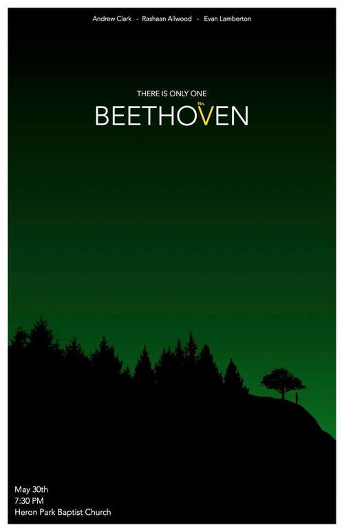 There is Only one Beethoven - May 2015