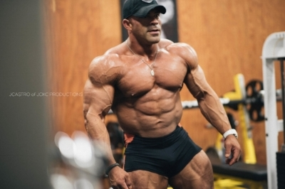 our friend and new ifbb pro shaun vazquez