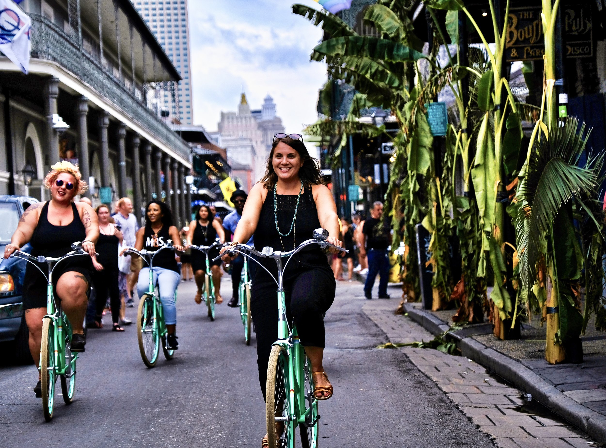New Orleans Bike Tour | Creole Odyssey