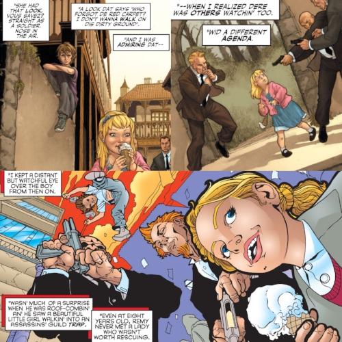 X-Men Origins: Gambit ;  Gambit Vol.3 #1