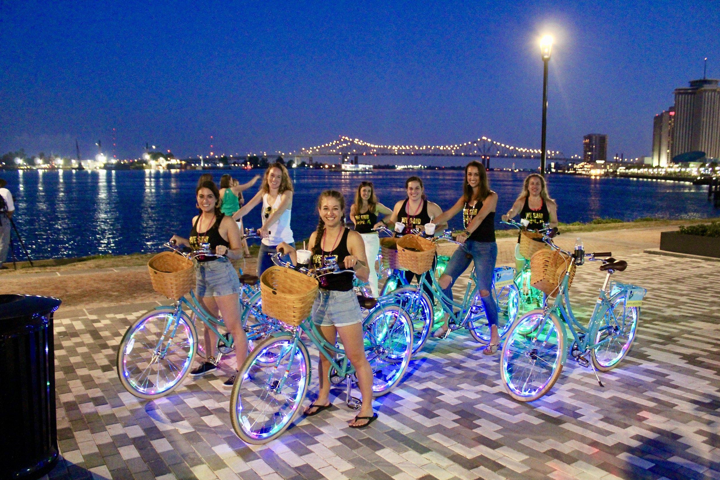 Nola Bike Lights
