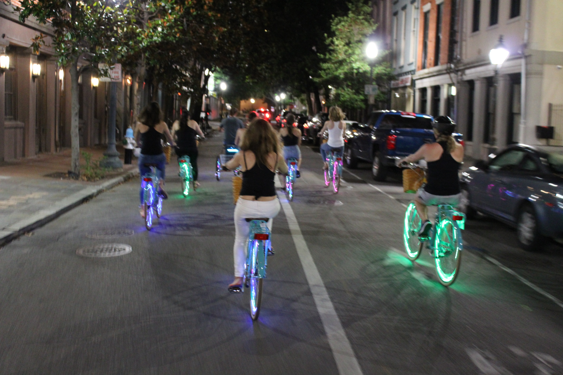 New Orleans Slow Ride