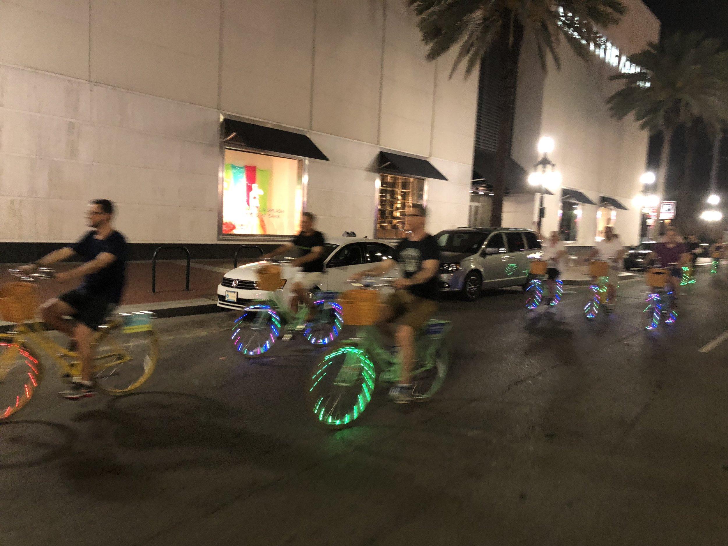 Party Bikes