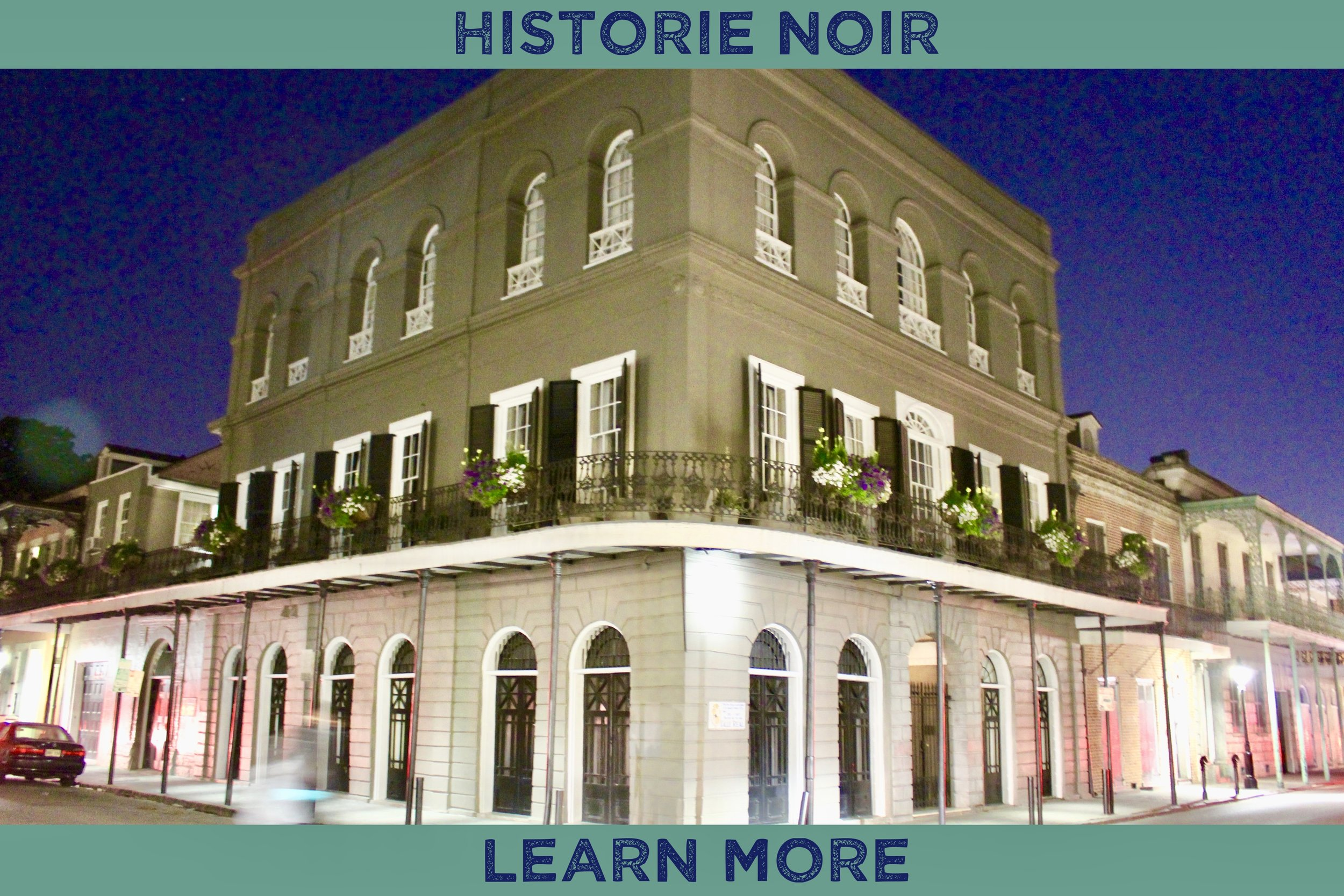 French Quarter Ghost Tour | New Orleans