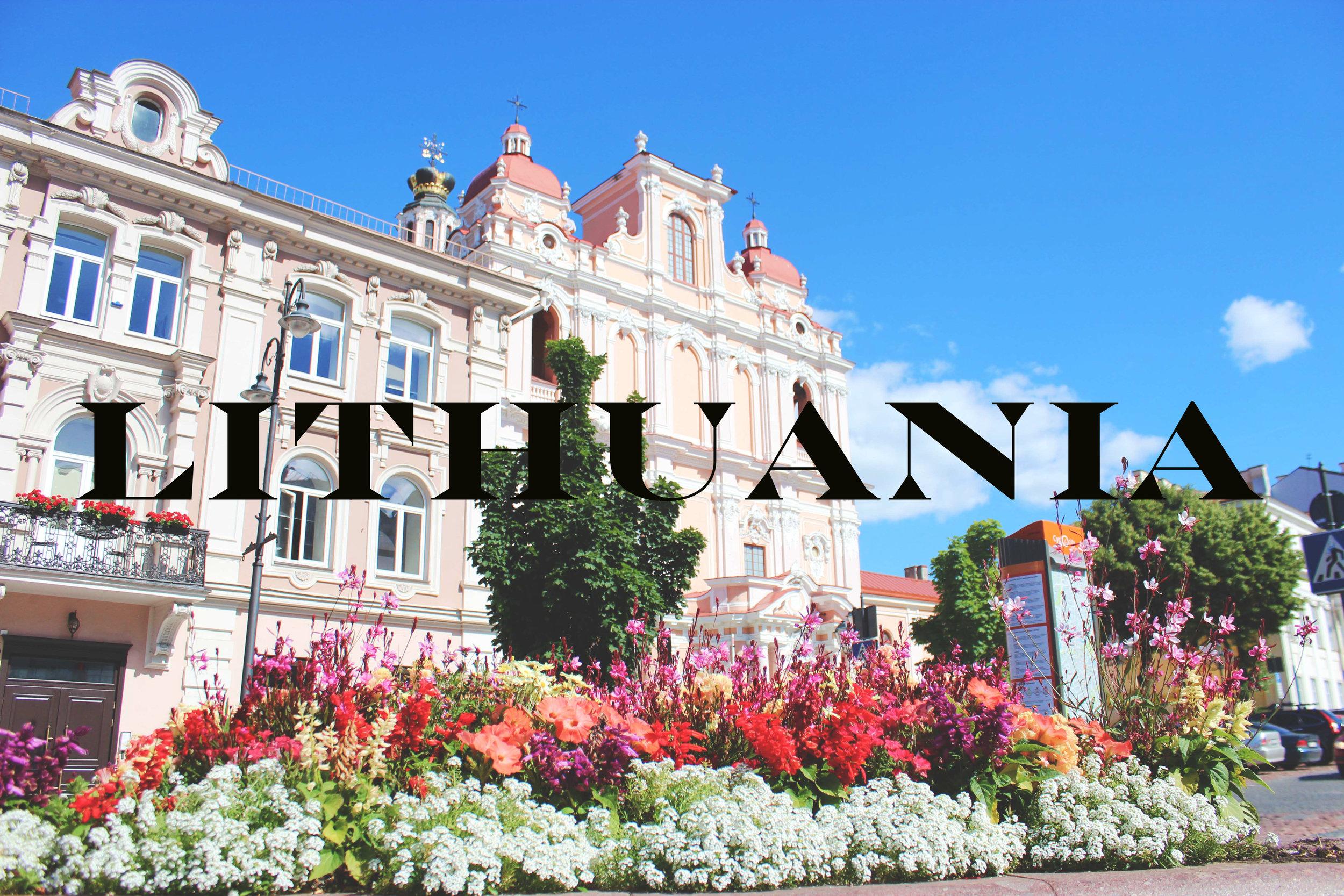 The Not-So Villainous Vilnius