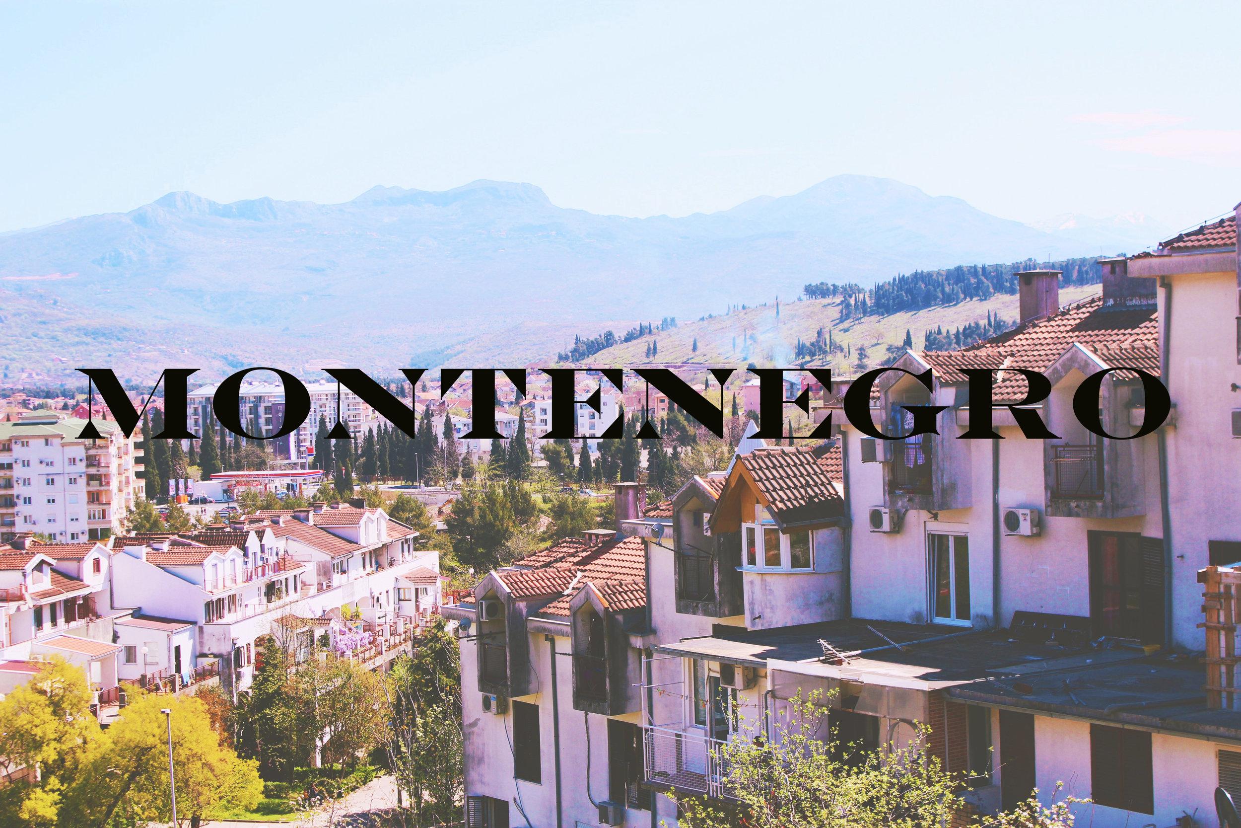 I Climb to High Places: A Memoir    Pallin' Around Podgorica