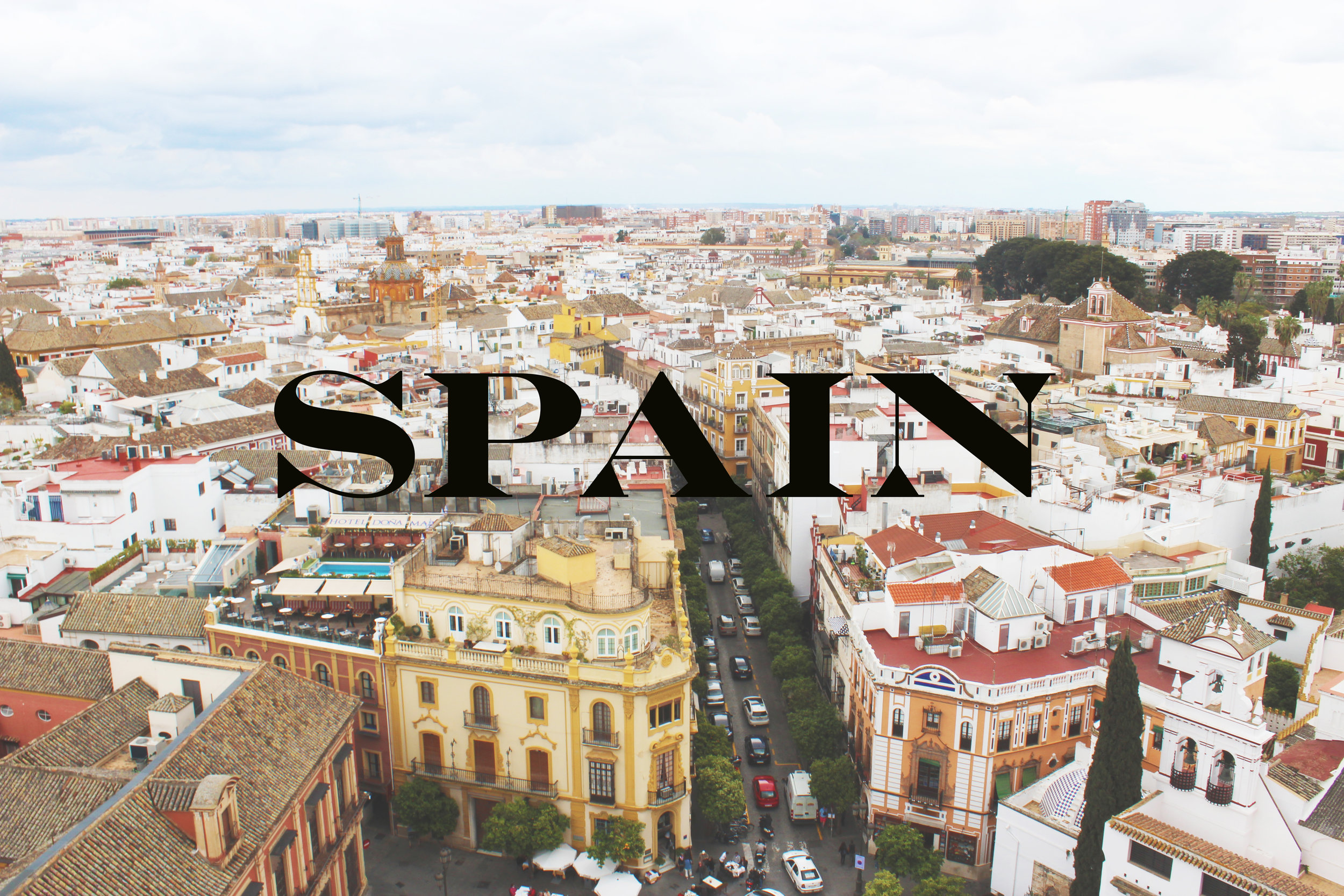 Being Spain's Student    Leave Alone-a Barcelona    Conquering El Chorro    The Rain in Spain DOES NOT Stay Mainly on the Plain    Seville: Bebimos la Sangria y Nos Perdemos