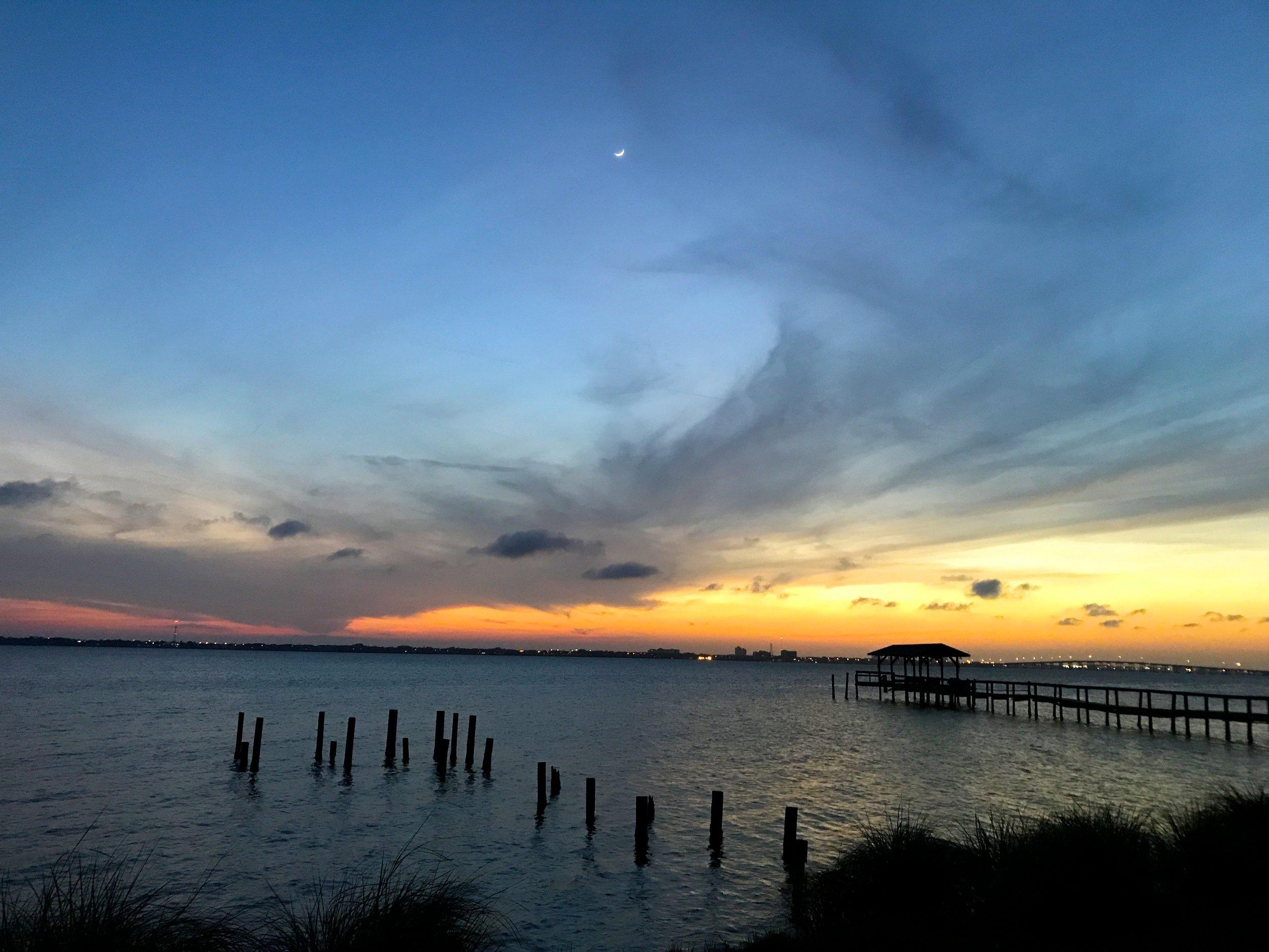 Indian River Lagoon, Melbourne Beach, FL