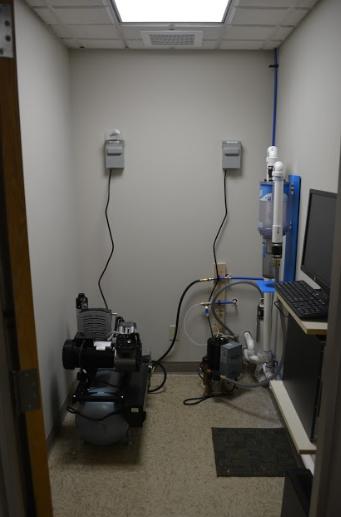 Mechanicals Room