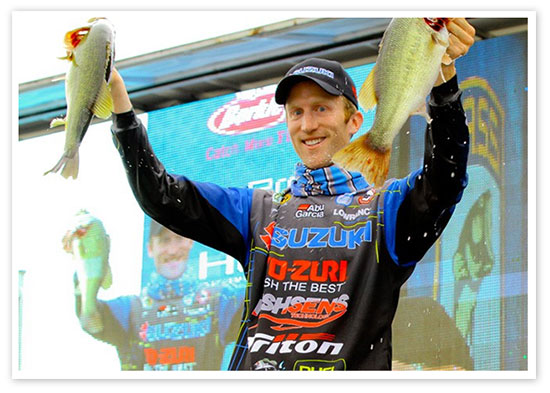 photo by James Overstreet - courtesy of BASSMASTER.com