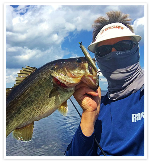 Finding quality fish like this in practice was a confidence builder.