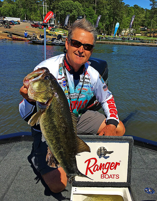 Fish like this are essential for success on Toledo Bend.