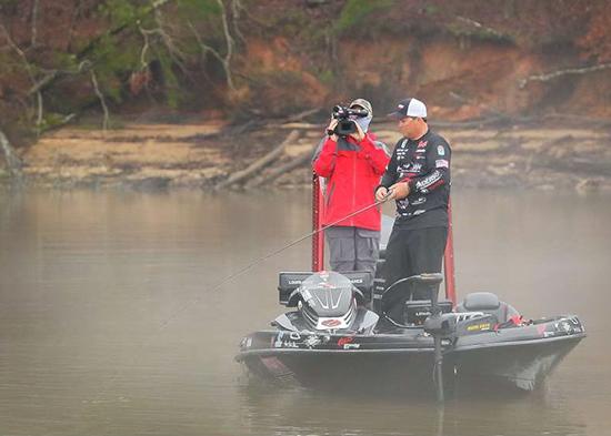 photo by Steve Bowman, courtesy of bassmaster.com