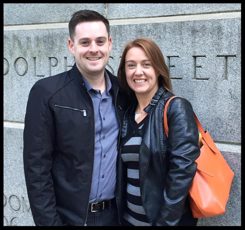 Sean & CallY Cronin - Chicago, IL