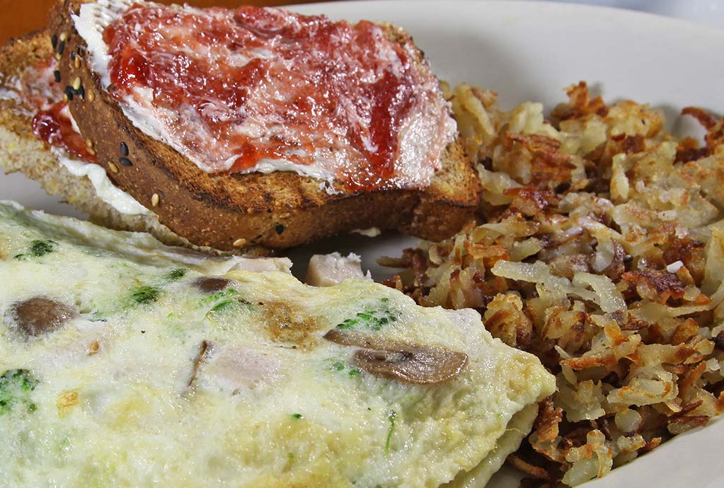 MARTY HIGH PROTEIN OMELETTE