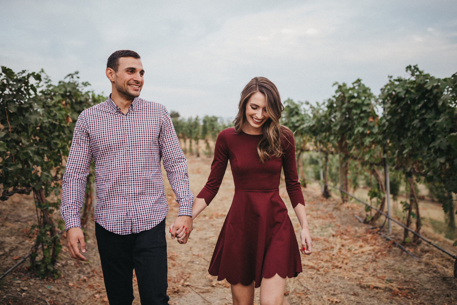 Walla Walla Engagement Photography Vineyard Basel Cellars 20.JPG