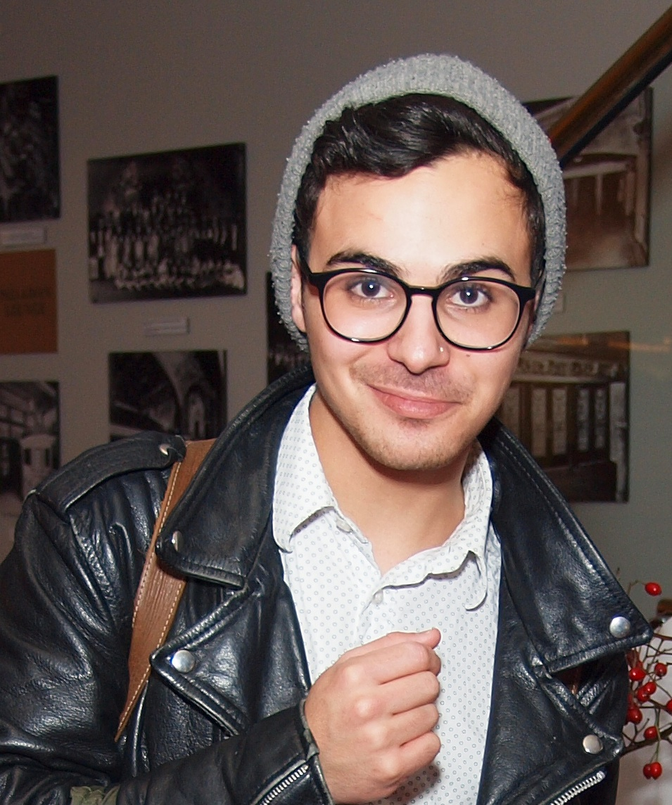 A more recent photo of Adamo Ruggiero, the actor who portrayed Marco Del Rossi on Seasons 2-9 of  Degrassi: The Next Generation