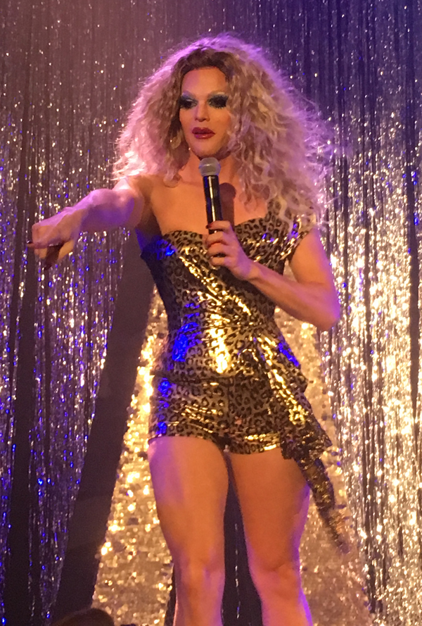 Drag queens like Willam (pictured above) are saving gay bars and clubs as safe spaces for dancing and joy as a community