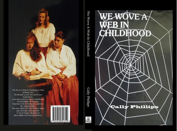 We Wove a Web in Childhood (fashion 1847 and 1993)