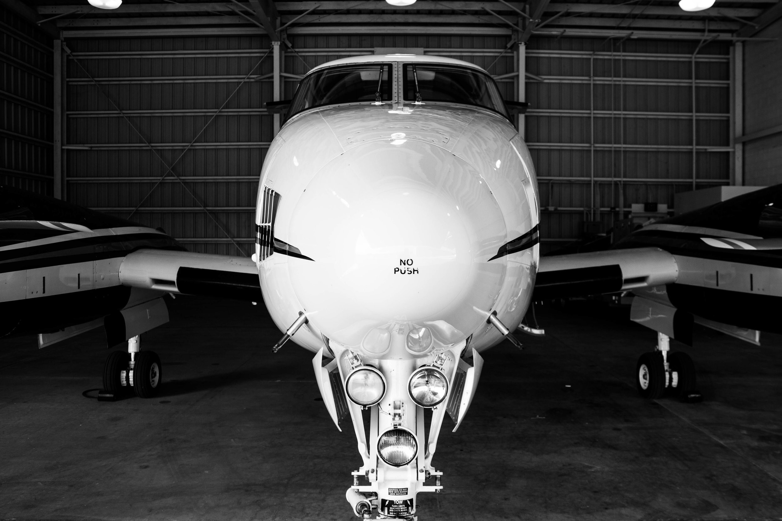 Beechcraft Blackhawk King Air B200