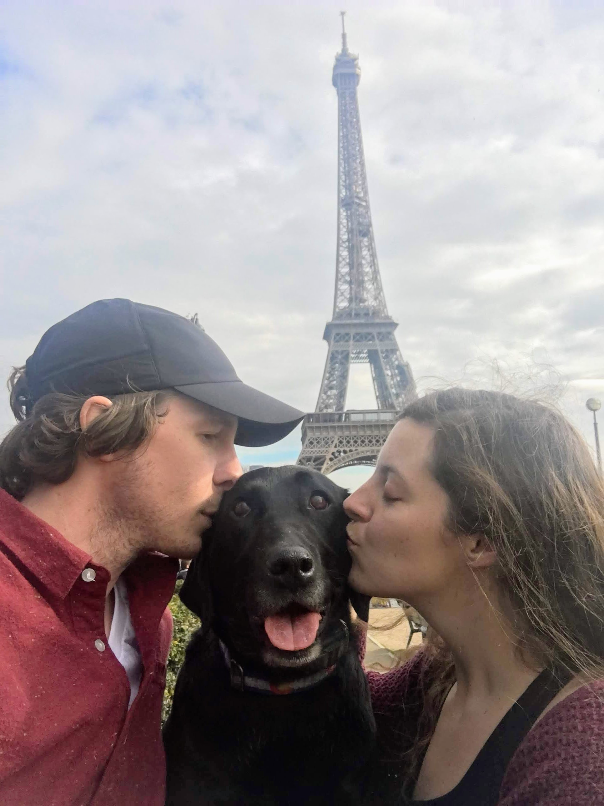 Martha Murphy - Currently living in Paris with a black labrador and mostly-well behaved boyfriend. Follow my dog on Instagram to see our European adventures.