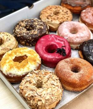 NYC Spring 2019 — Dessert Goals