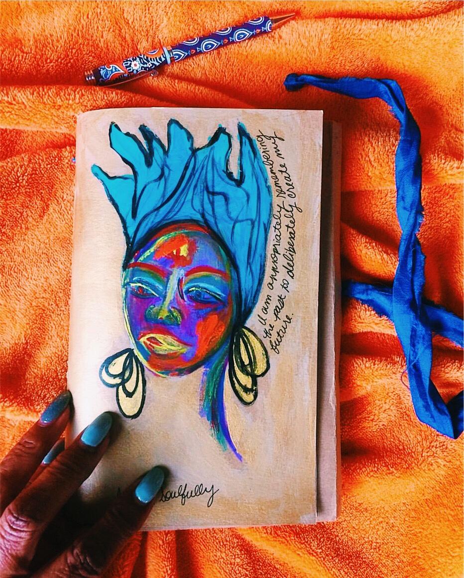 Cassandra's Paradesi•Banjara mantra cahier