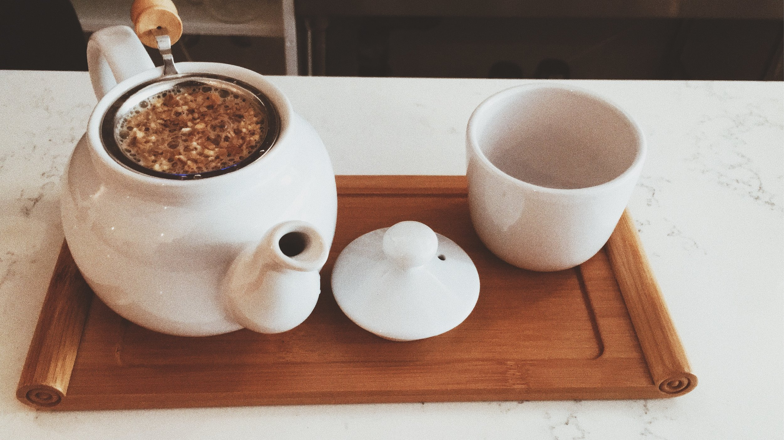 Tea to be Served