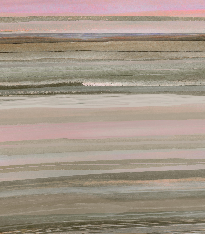 BEACH DAY, Mixed Media, 12x14