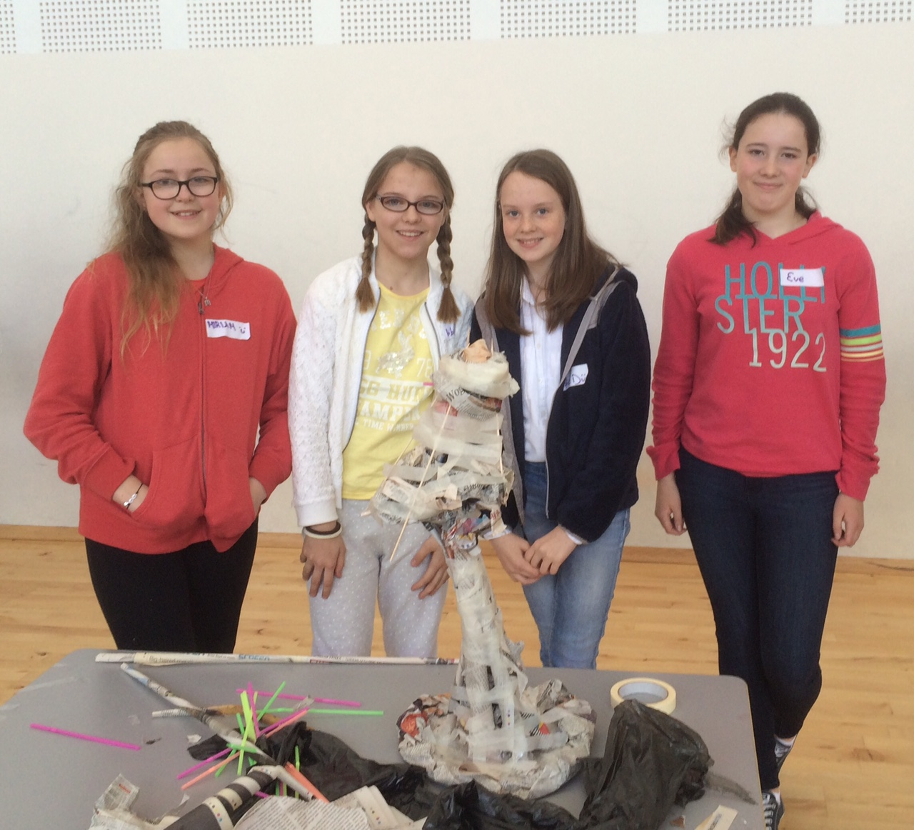 Student team-building day at Carrigaline Educate Together National School