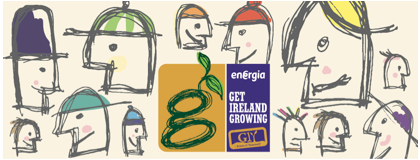 CETSS are Sow awardees of the Energia Get Ireland Growing Fund! We are delighted have been given €500 to help students realise their growing dreams.