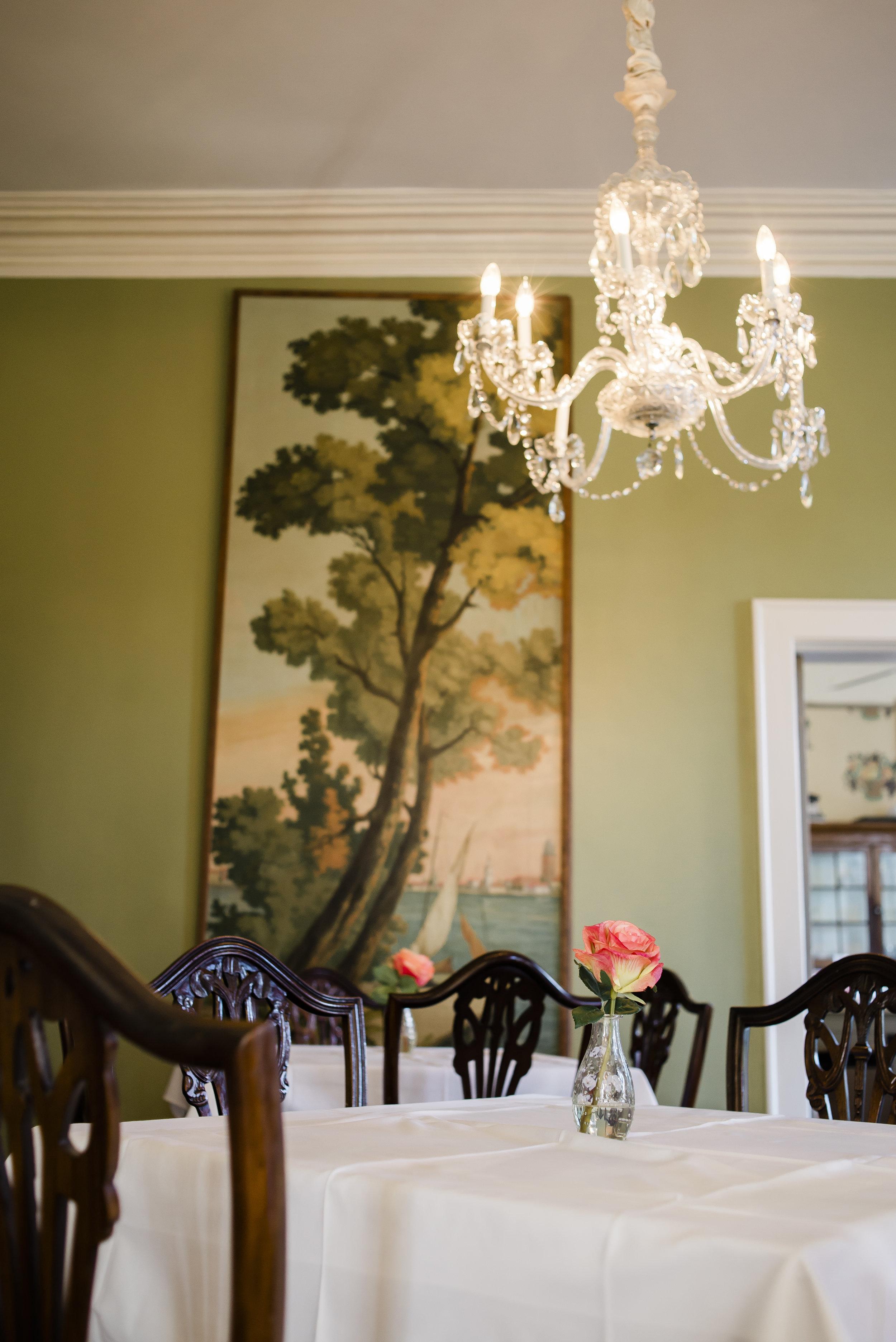 The Gastonian Breakfast Room, Savannah GA | Genteel & Bard