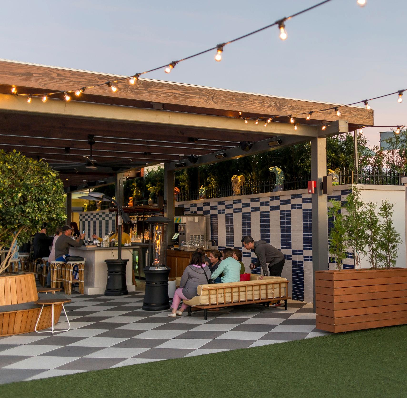 the Peregrine Bar | Savannah GA | Genteel & Bard