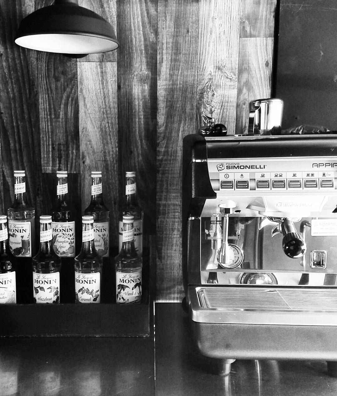 surfpunk coffee truck
