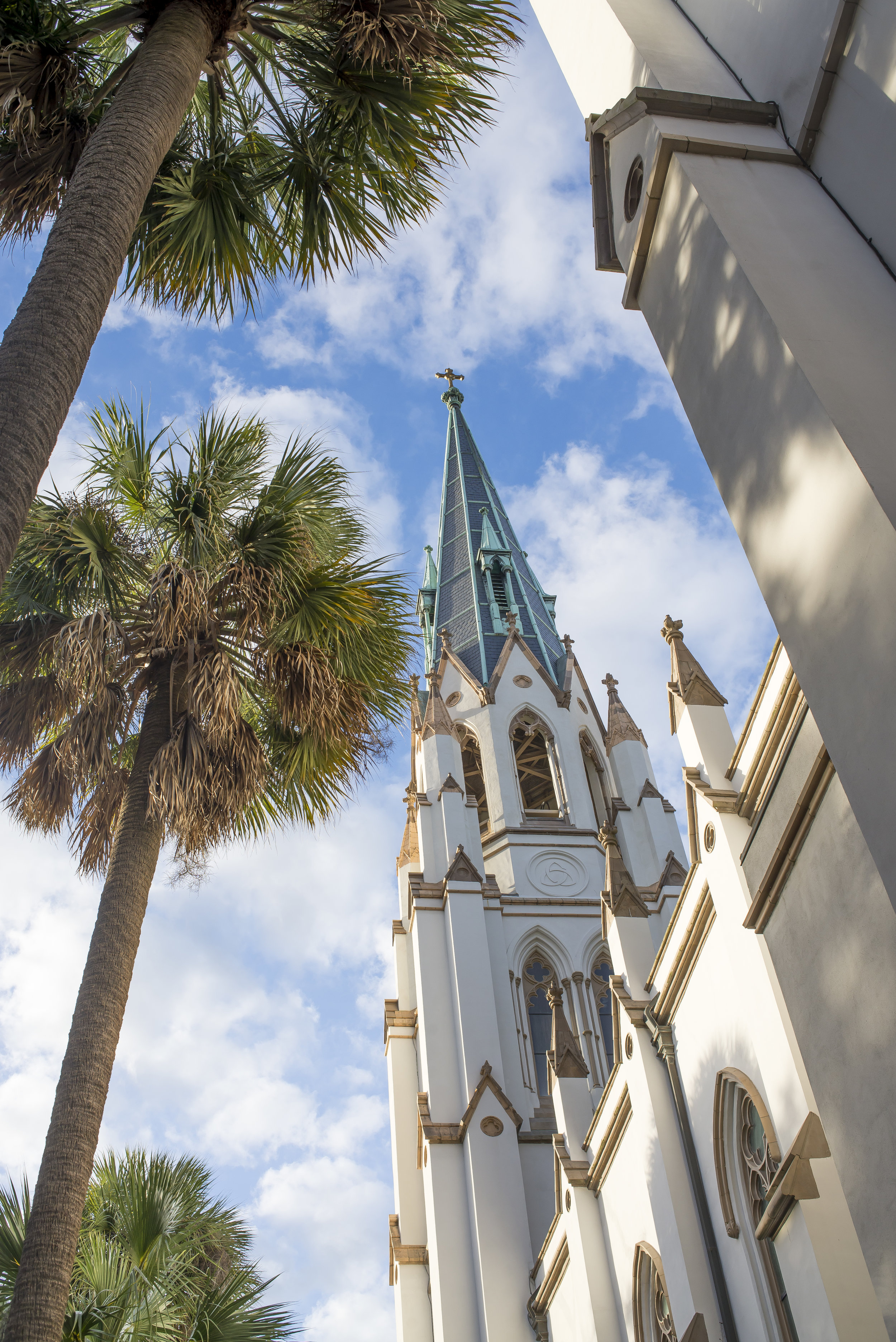 St. John the Baptist Cathedral in Savannah, GA
