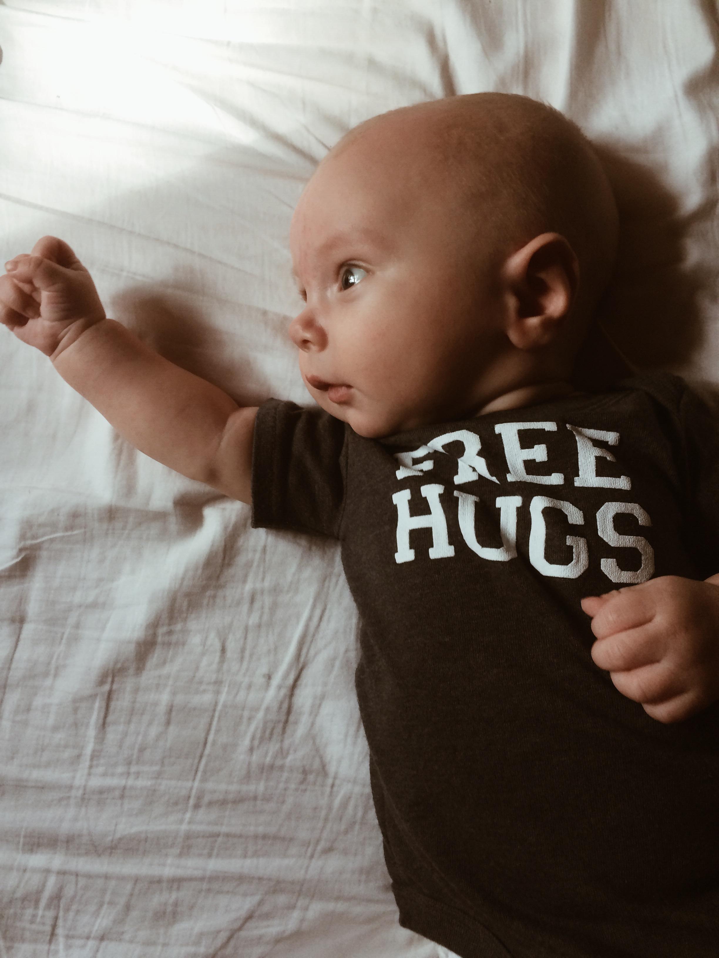 Baby Rhett Jagger