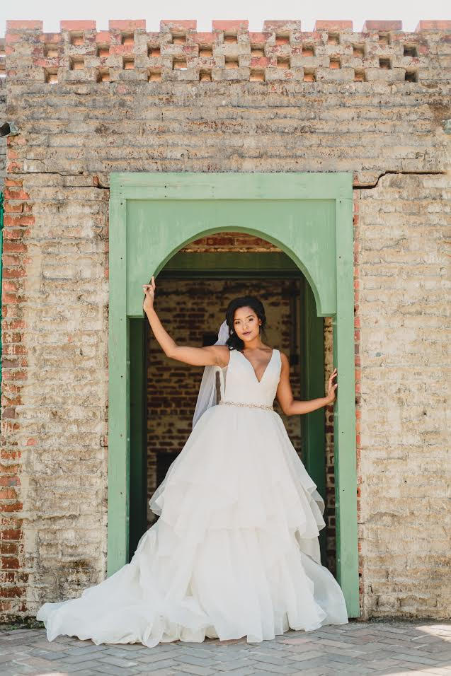 photo via Nicki O'Connell and  A Low Country Wedding