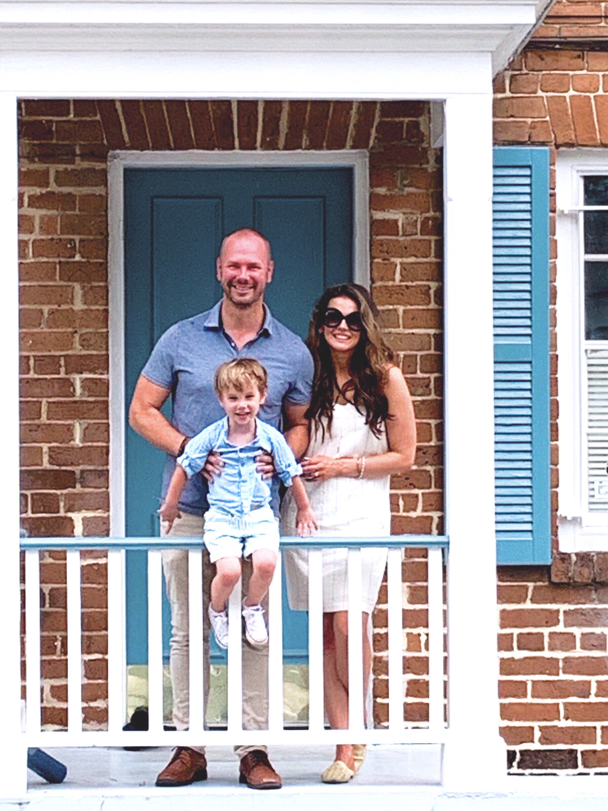 We bought a Savannah house!
