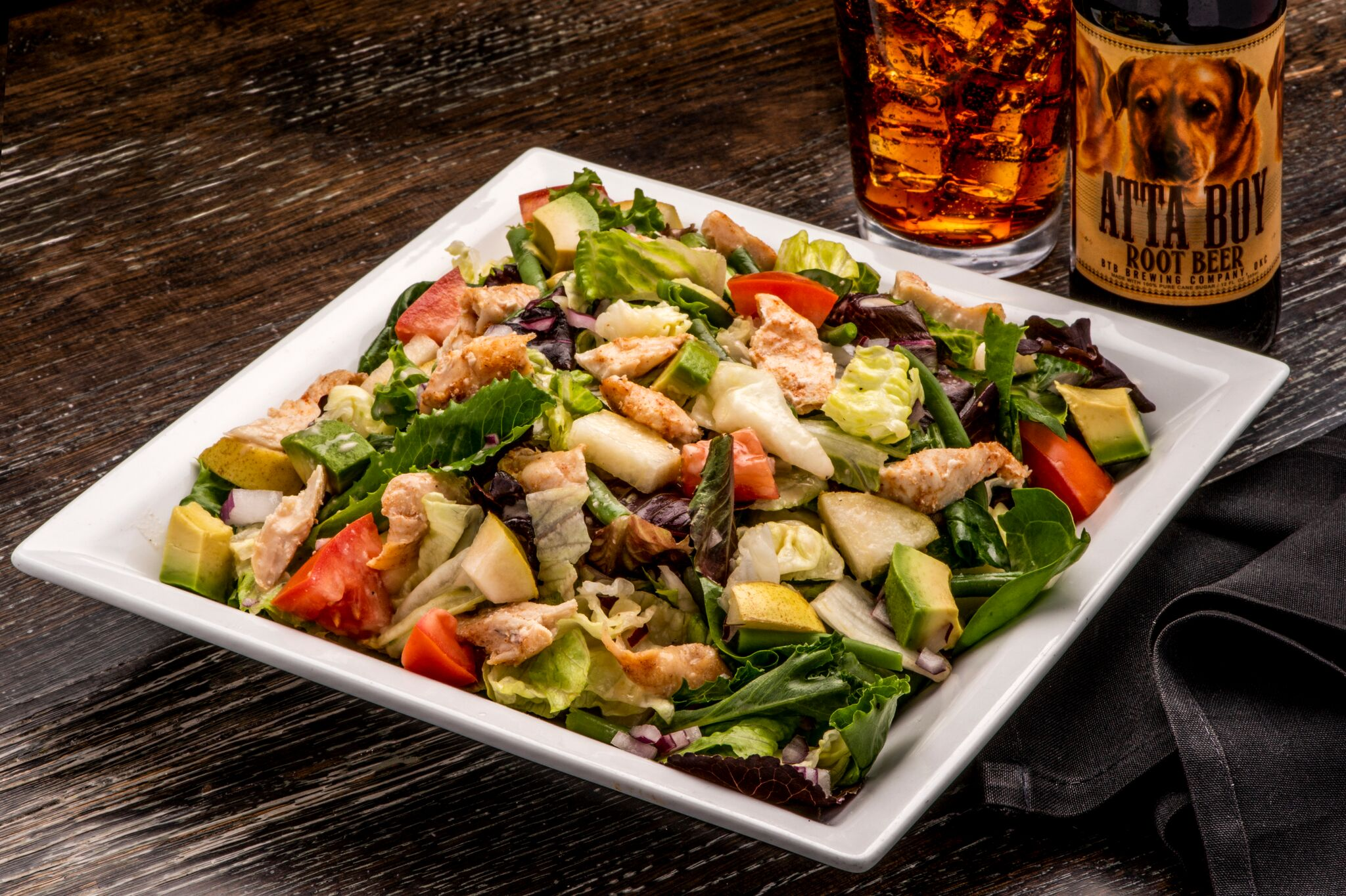 Freddy's Chicken Salad