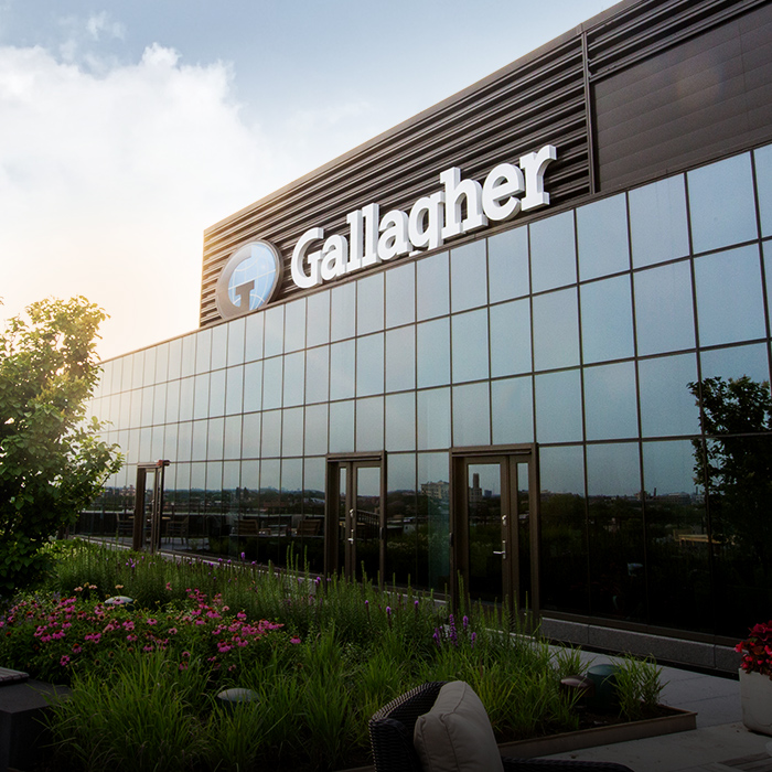 Gallagher - VIEW THE WORK >