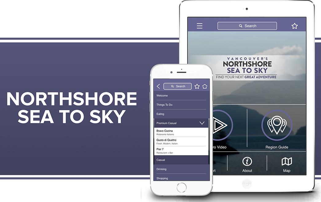 North Shore App Tour
