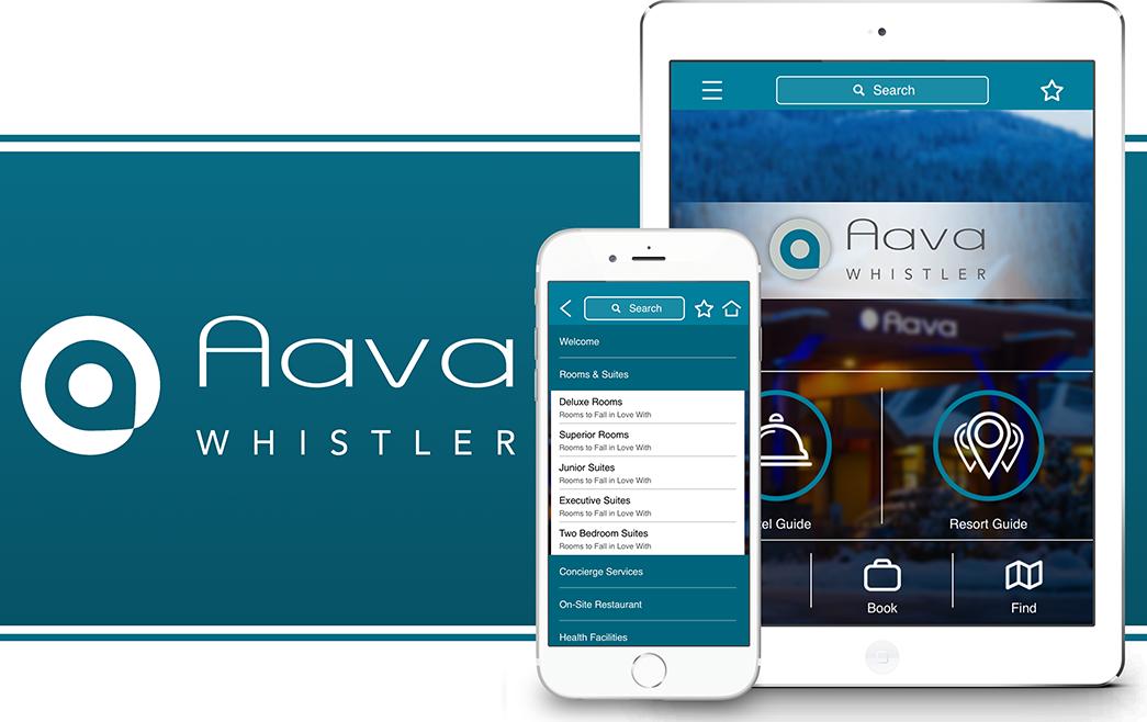 Aava Whistler App Tour