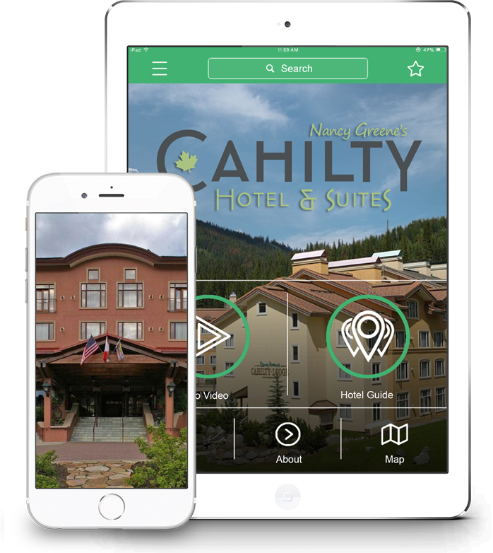 Cahilty Hotel Mobile App