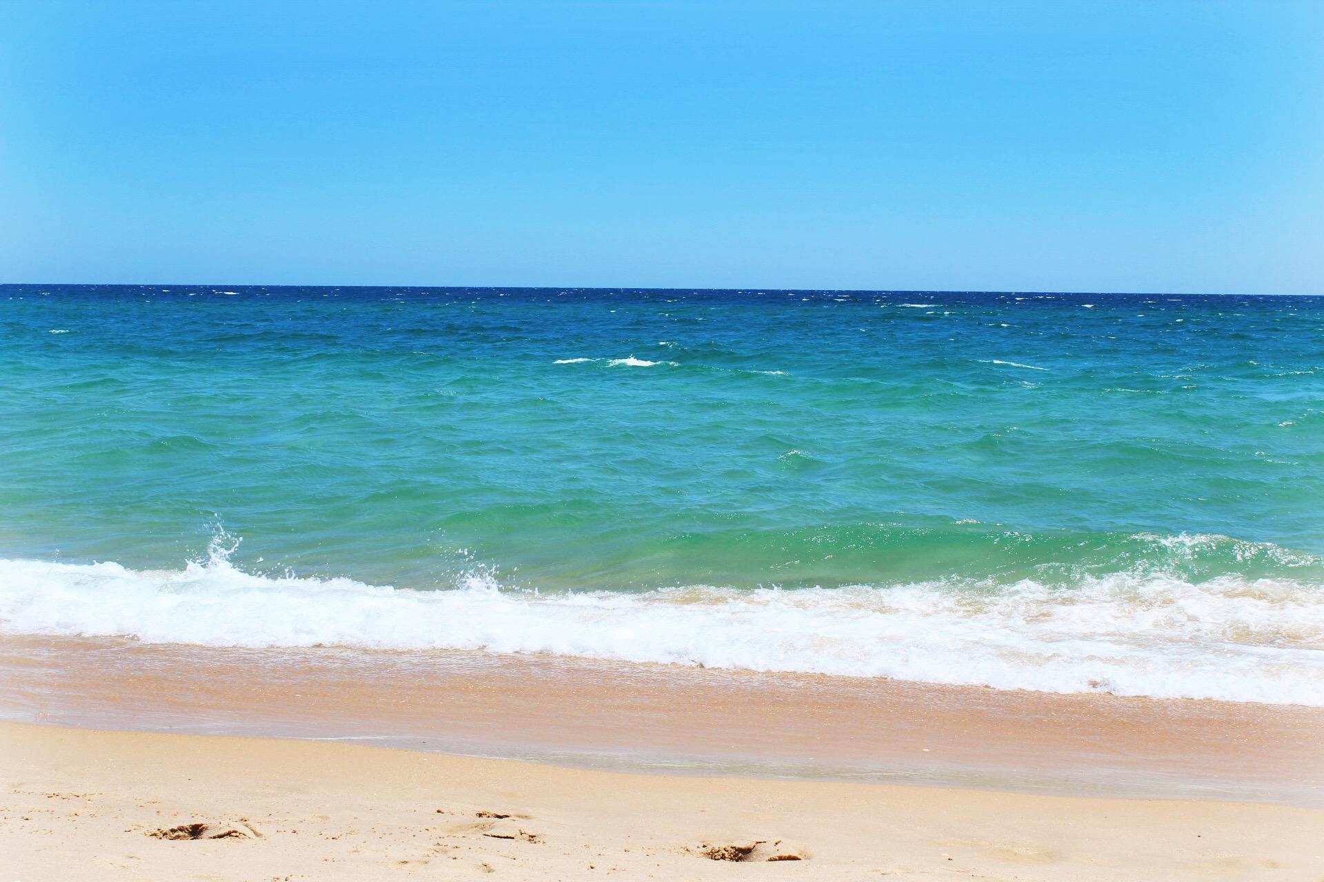 Amazingly clean beaches.